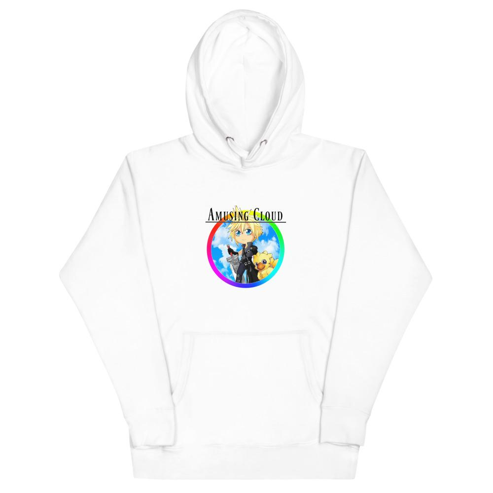 Streamer - Amusingcloud7 - Unisex Hoodie - Gamer Wear