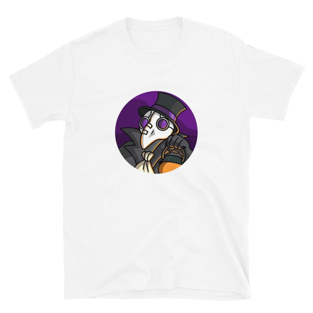 Streamer - Doctor_Tragedy - Unisex Tee - Gamer Wear