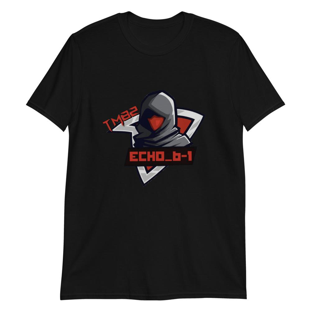 Streamer - echo61 - Unisex Tee - Gamer Wear
