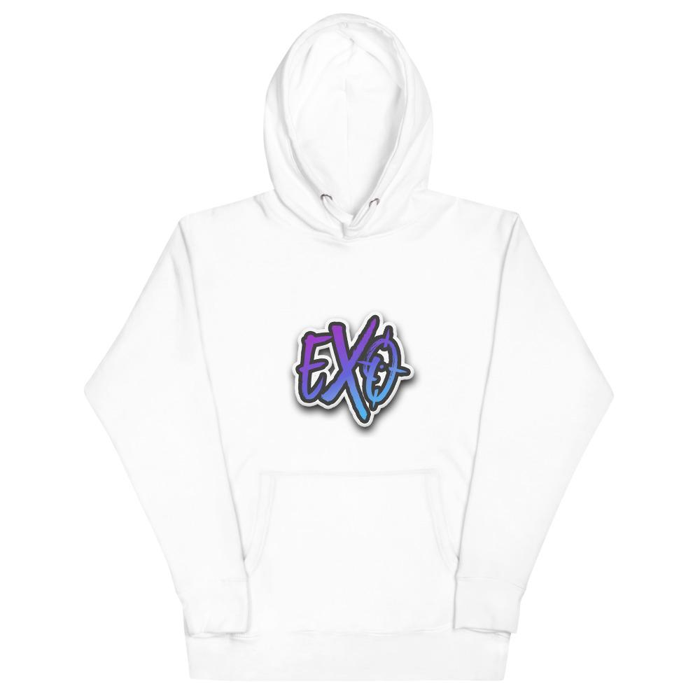 Streamer - eXoDMnZ - Unisex Hoodie - Gamer Wear