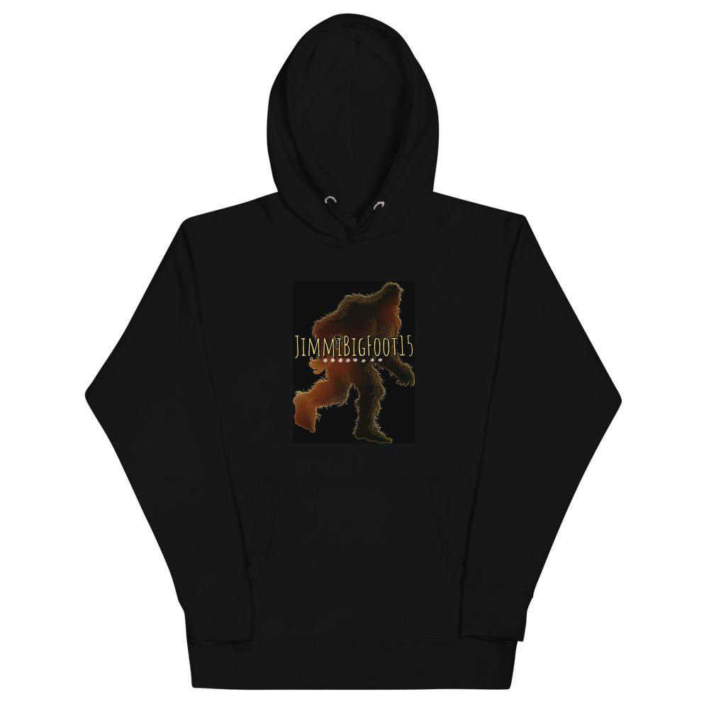 Streamer - Jimmibigfoot15 - Unisex Hoodie - Gamer Wear