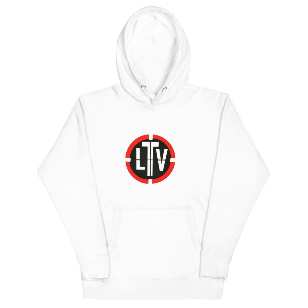 Streamer - L1verTwitch - Unisex Hoodie - Gamer Wear