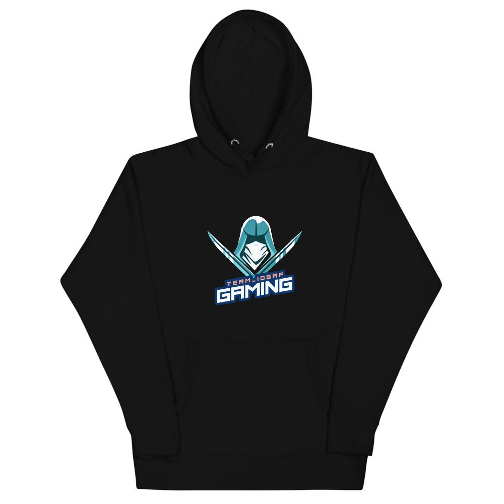 Streamer - Team IDGAF - Unisex Hoodie - Gamer Wear