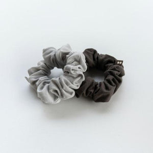 Organic Scrunchies in Moon Shadow
