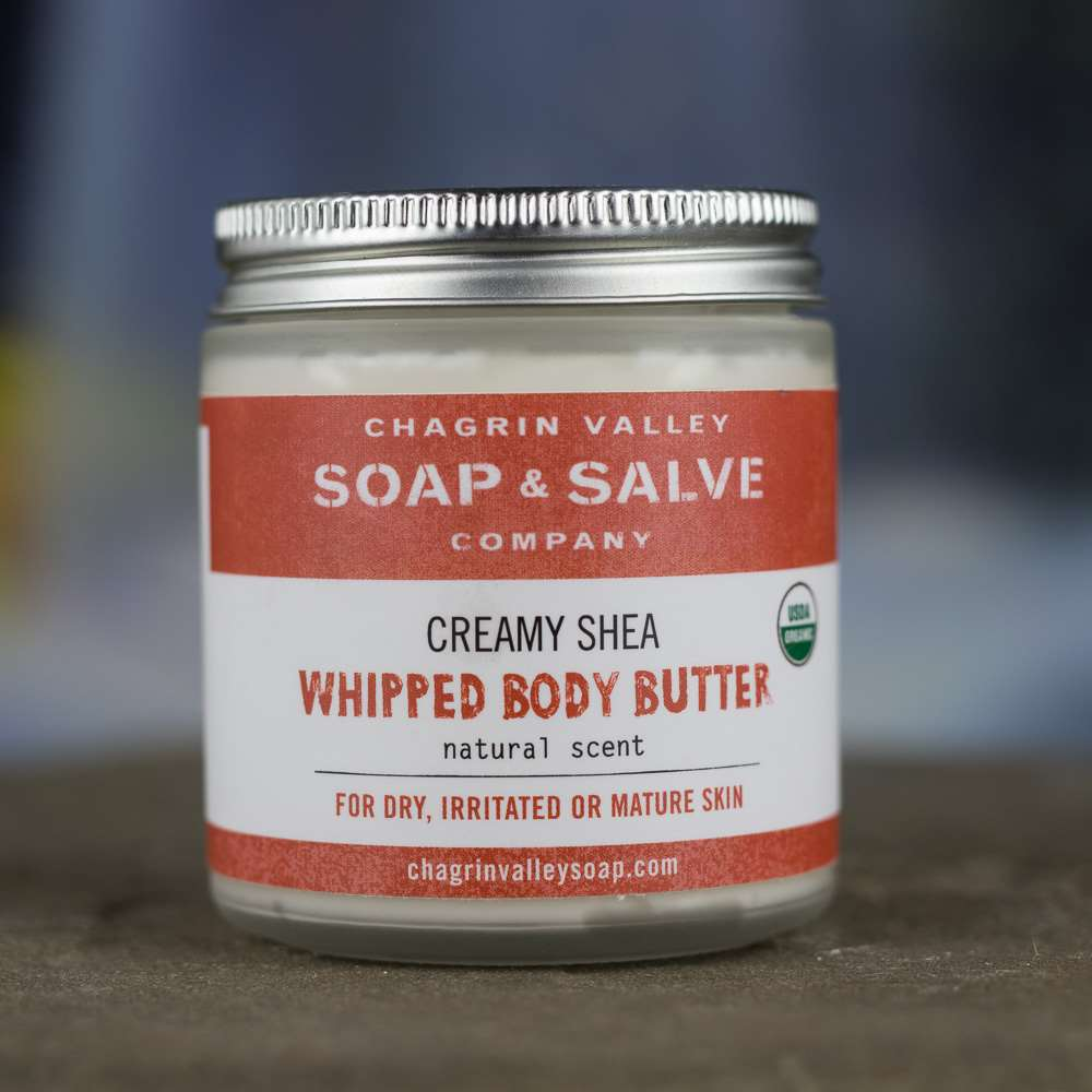 Unscented Whipped Body Butter