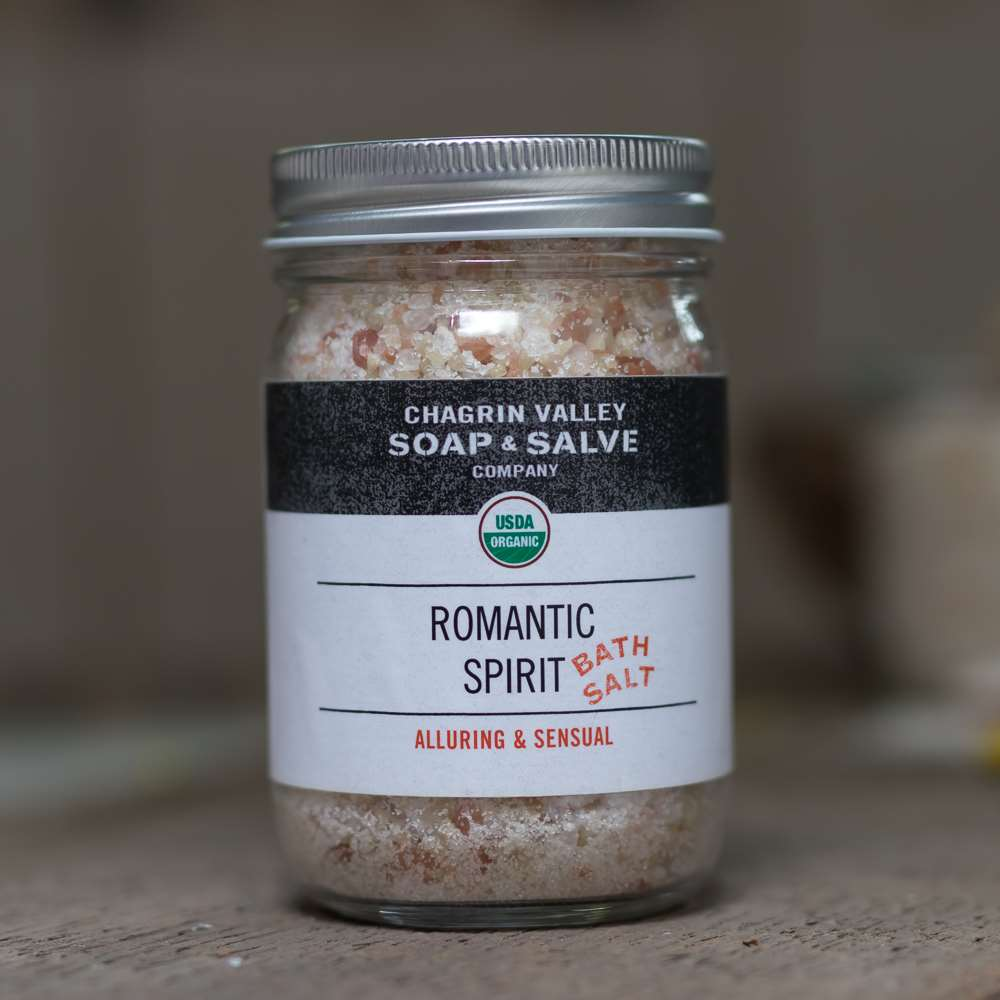 Romantic Spirit Bath Salt