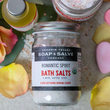 Load image into Gallery viewer, Romantic Spirit Bath Salt