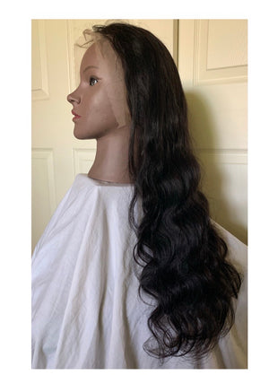 Deluxe Body Wave (13x4) Lace Frontal Wig