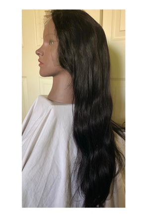 Deluxe Straight (13x6) Lace Frontal Wig