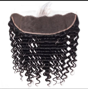 Deluxe Deep Wave (13x4) Lace Frontal