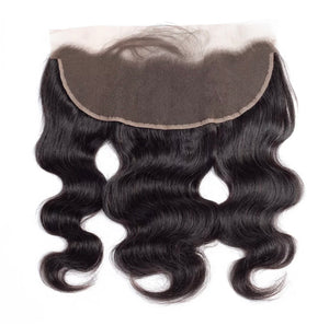 Deluxe Body Wave (13x4) Lace Frontal