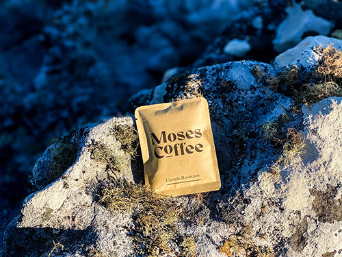 Filter Coffee Sachet - Moses Coffee