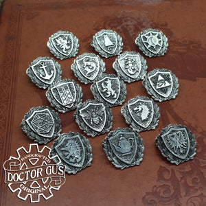 Heraldry Badges