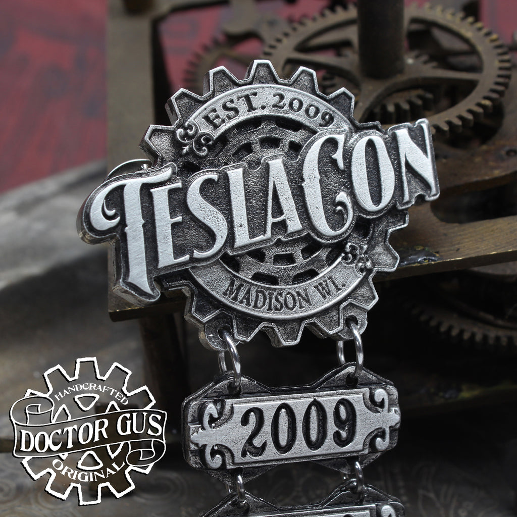 Teslacon Badge