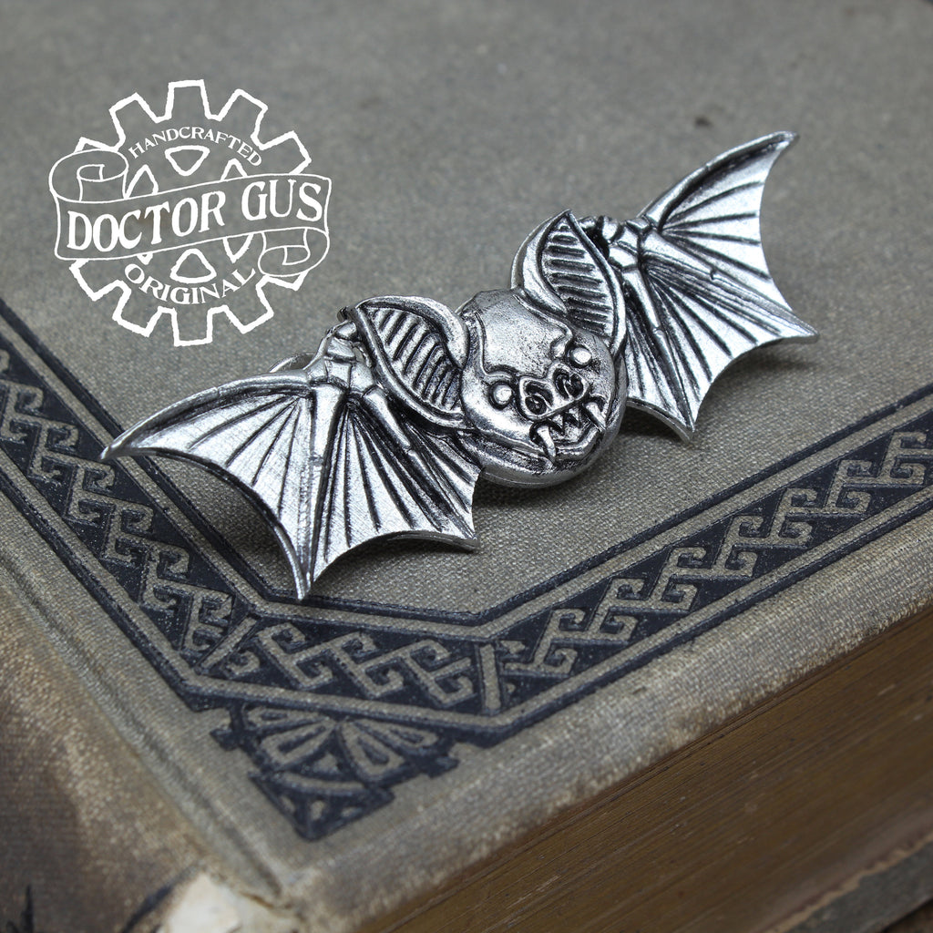 Bat Wings Badge