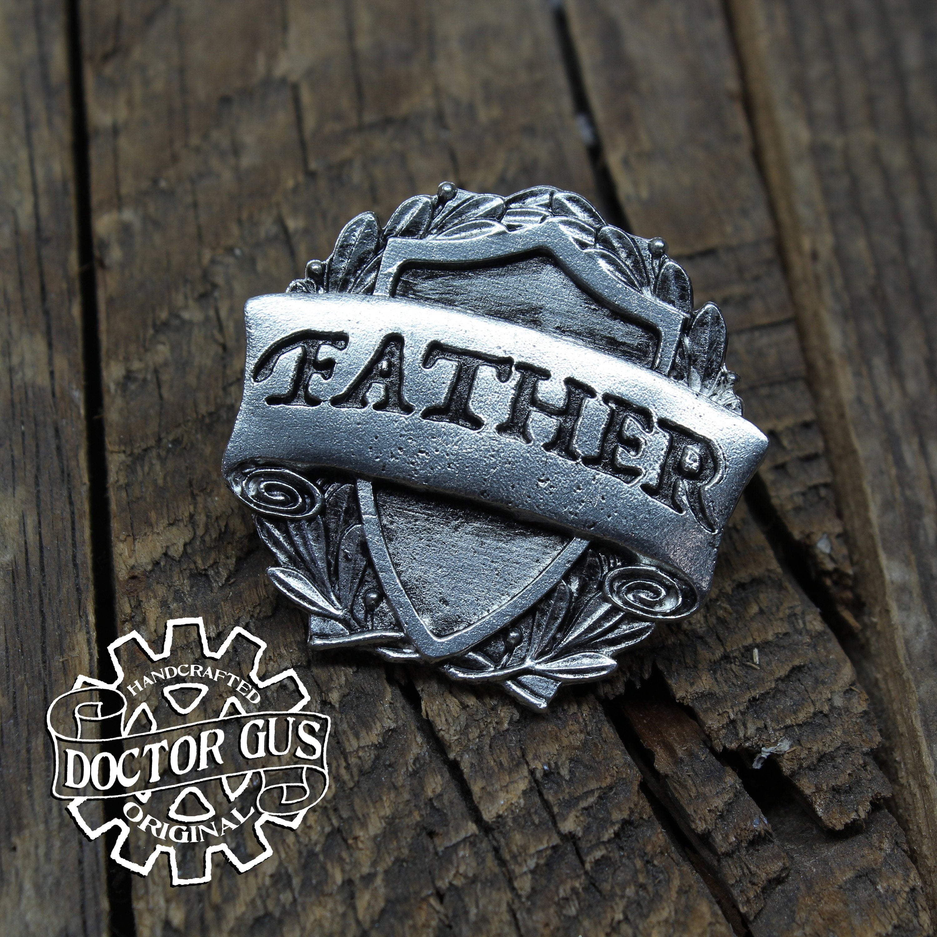 Father Badge