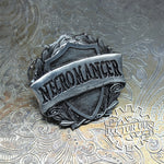 Necromancer Badge