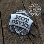 Plot Device Badge