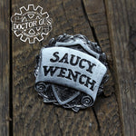 Saucy Wench Badge