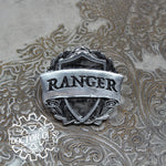 Ranger Badge - RPG Character Class Pin