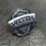 Witch Badge