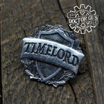 Timelord Badge