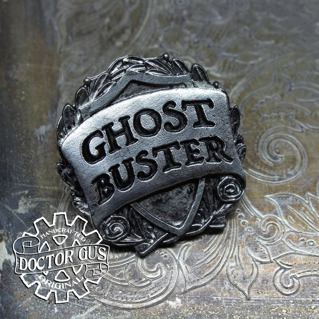 Ghost Buster Badge