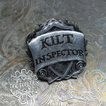 Kilt Inspector Badge