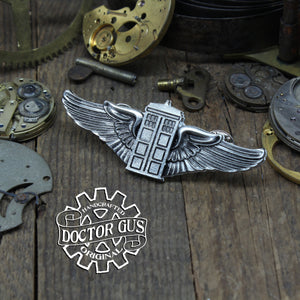 Time Lord Pilot Wings