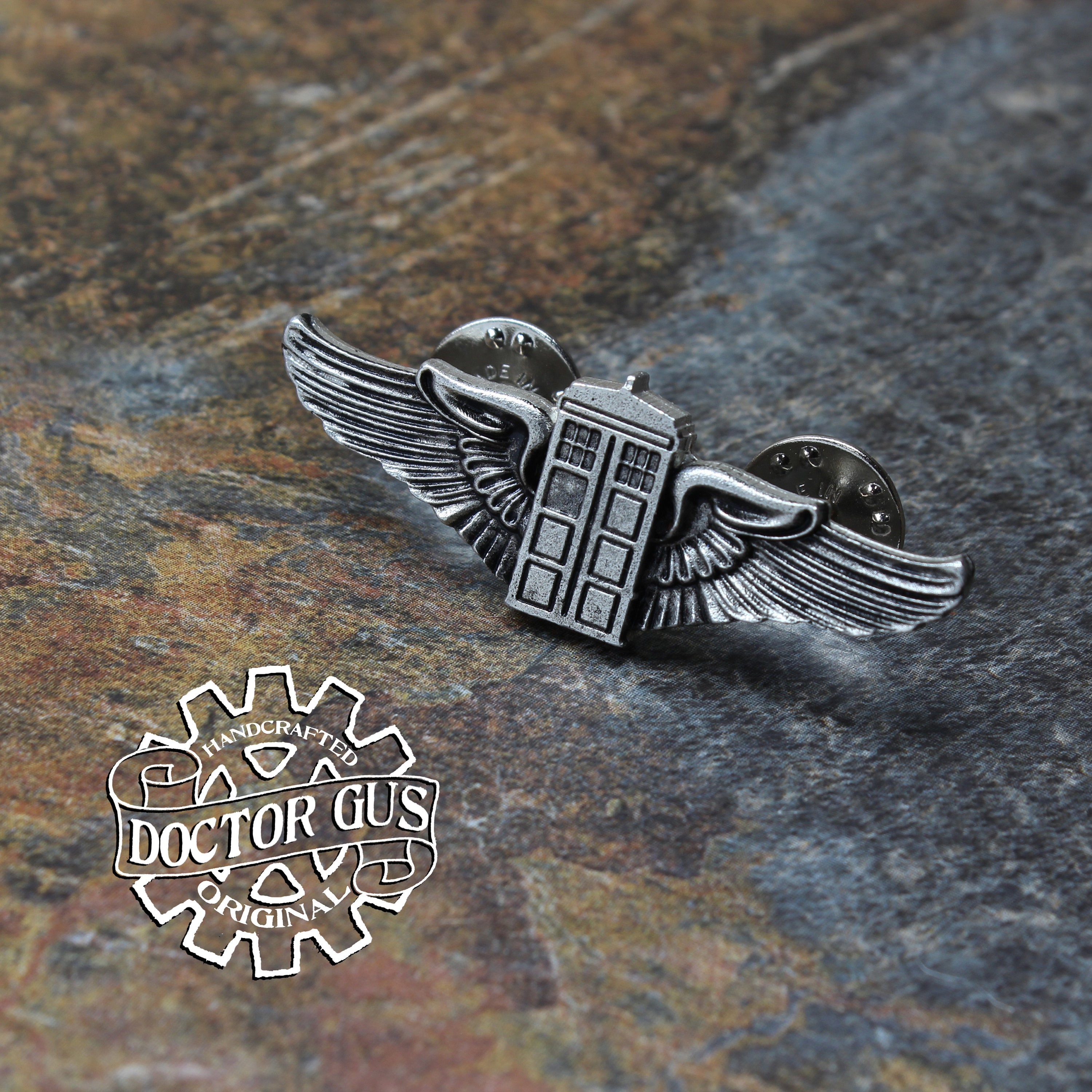 Time Lord Pilot Wings - Mini Size