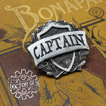 Captain Badge