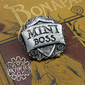 Mini Boss Badge