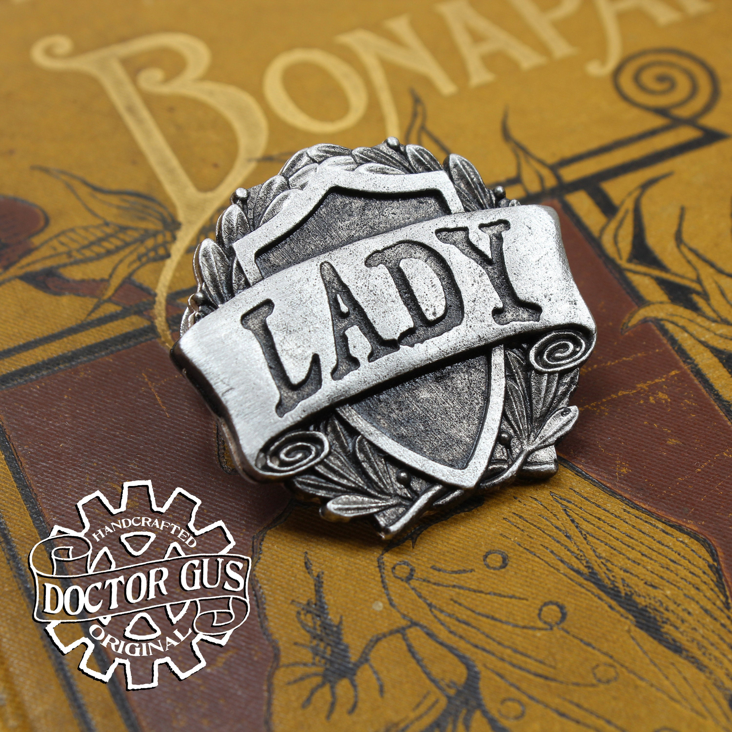 Lady Badge