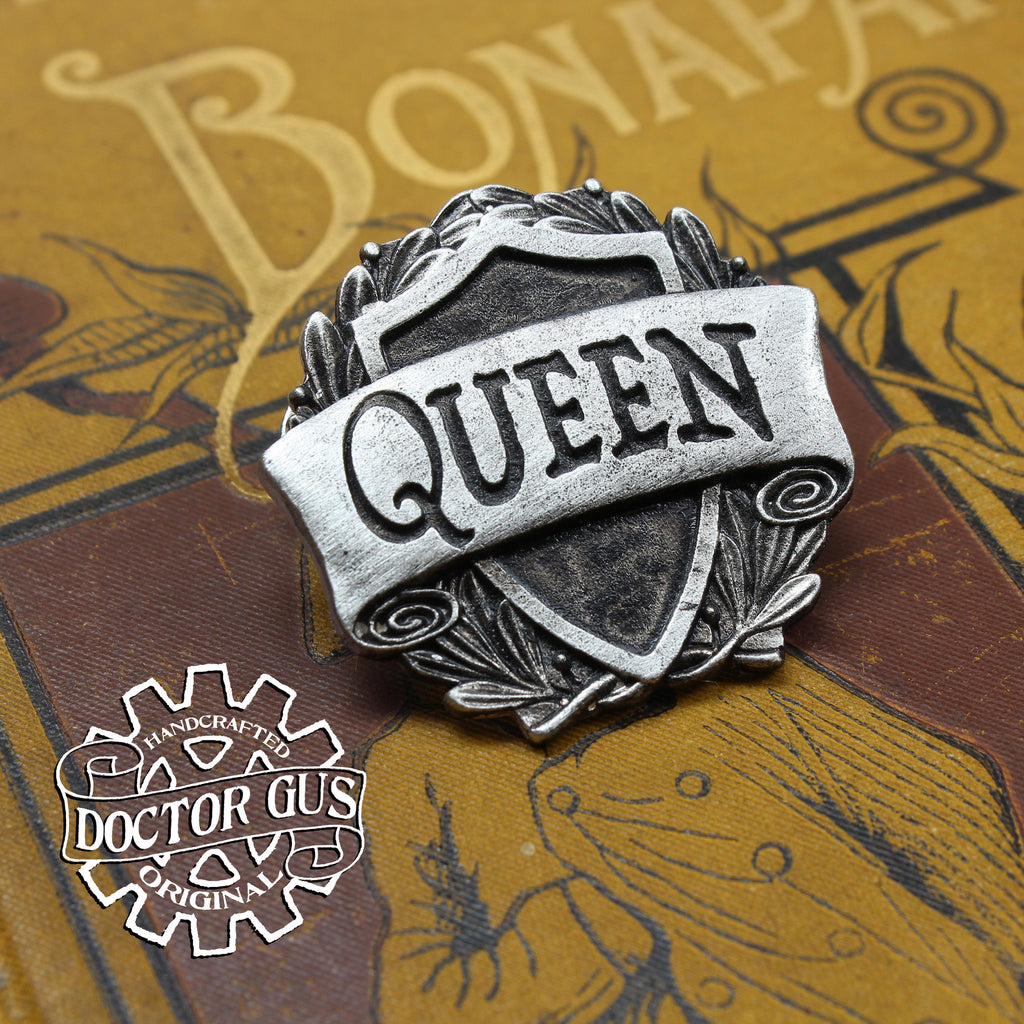 Queen Badge