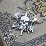 Loot the Bodies Badge