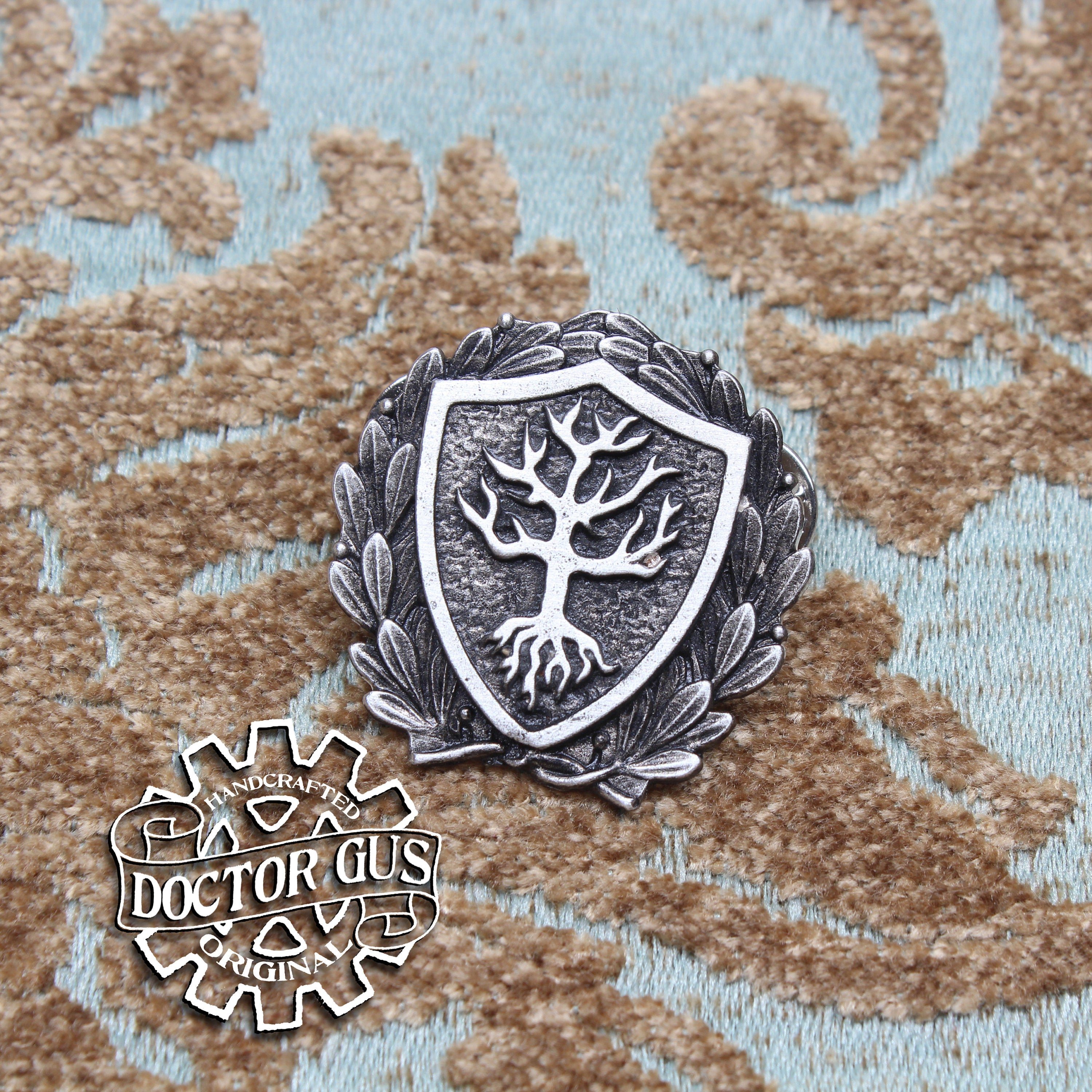 Tree of Life Heraldic Badge