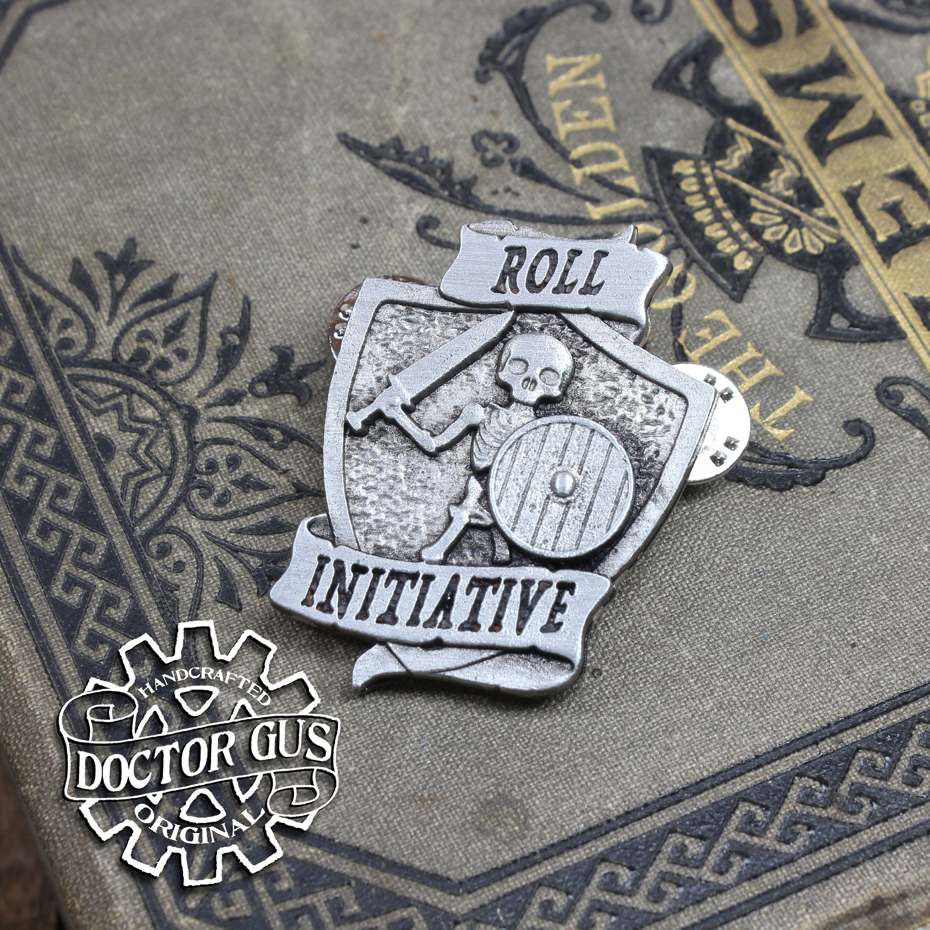 Roll Initiative Badge