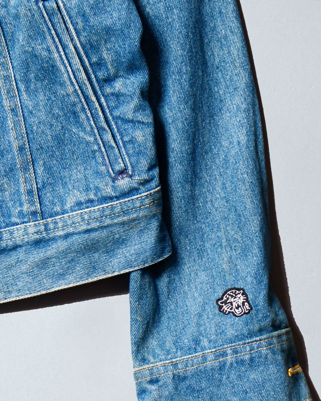 LIBEIRO vintage denim jacket