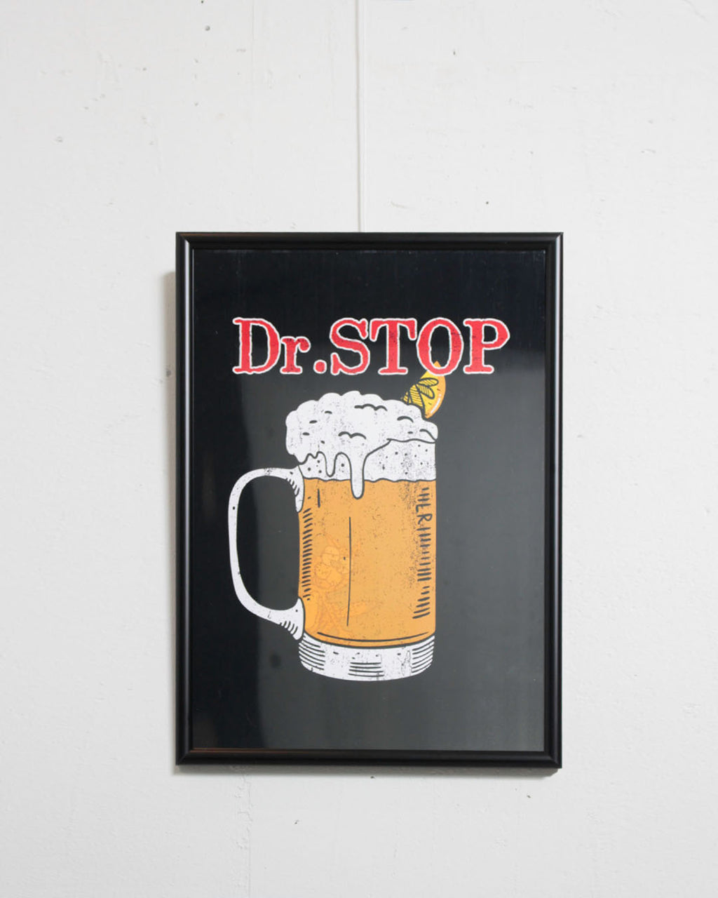 "LIBEIRO gallery ""Dr.STOP"" Beer"