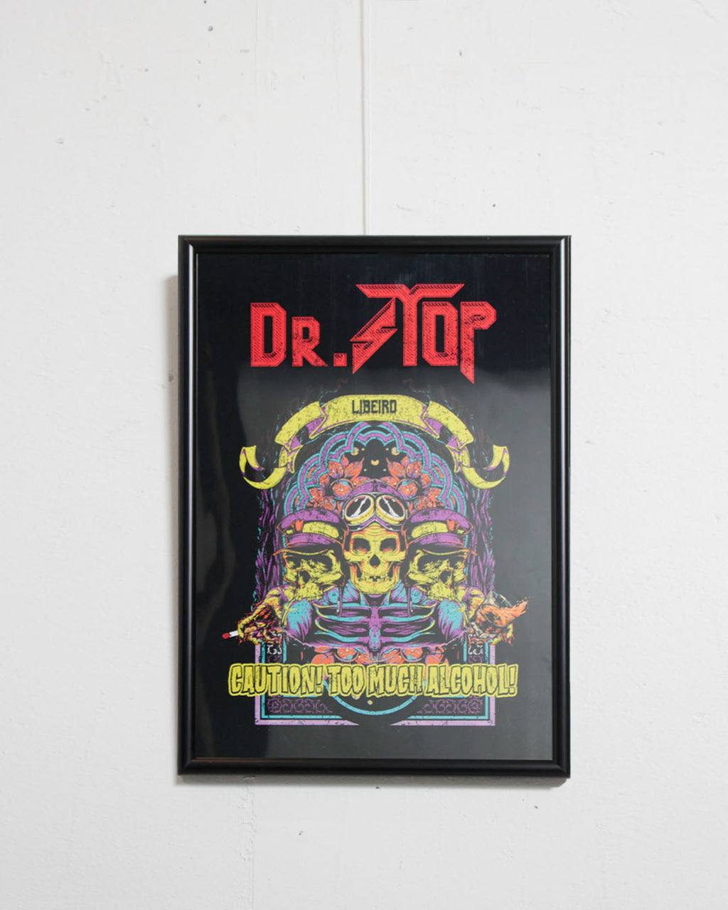 "LIBEIRO gallery ""Dr.STOP"" Scull"