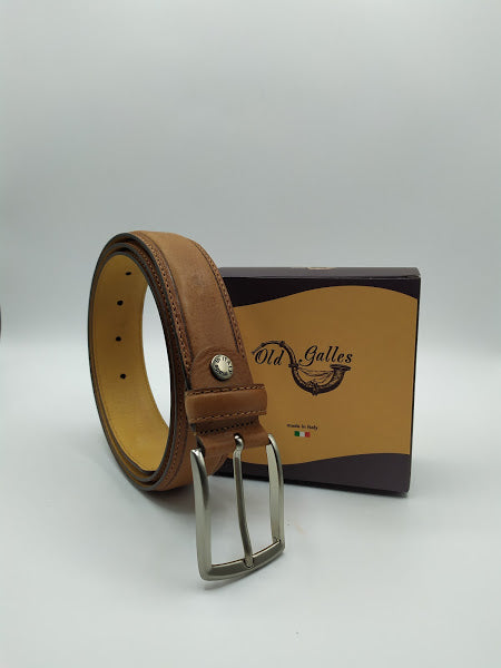 Pigskin Leather Belt