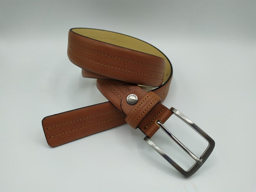Pigskin Leather Belt Mod.2