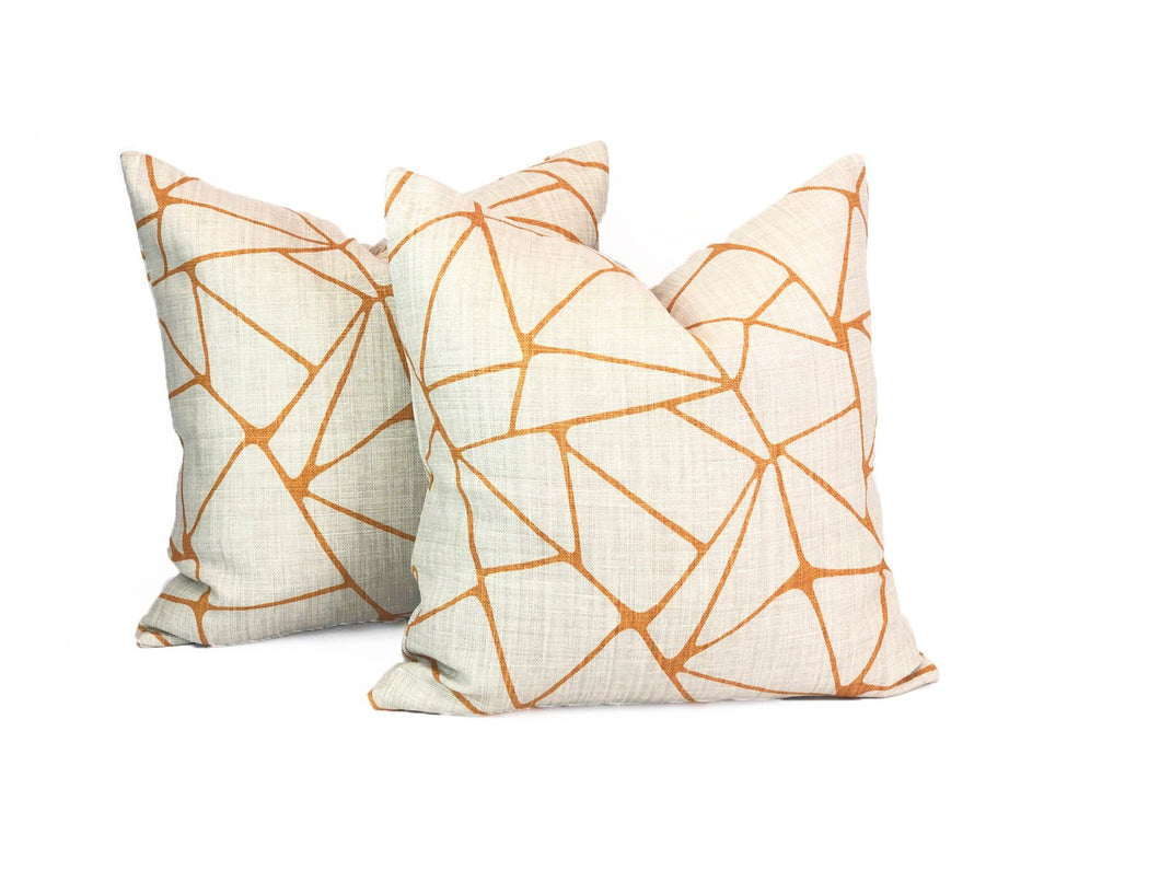 Kravet Couture To The Point- Melon- PAIR