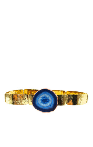 Odi Blue Agate Belt