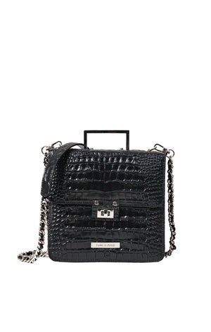 Anacapria Shoulder Bag Black