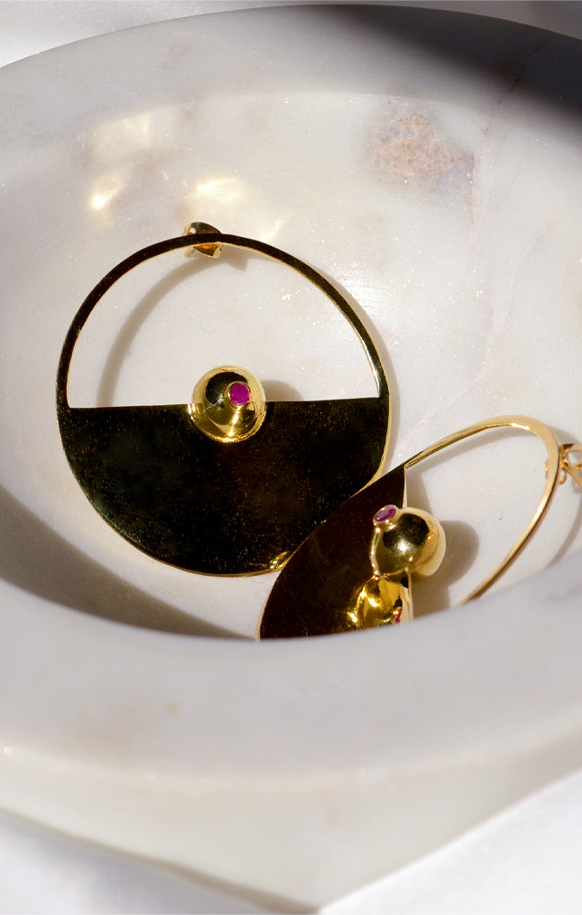 La Lune Earrings