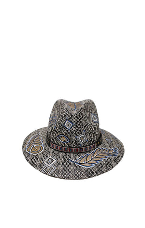 Electric Soul Fedora Hat