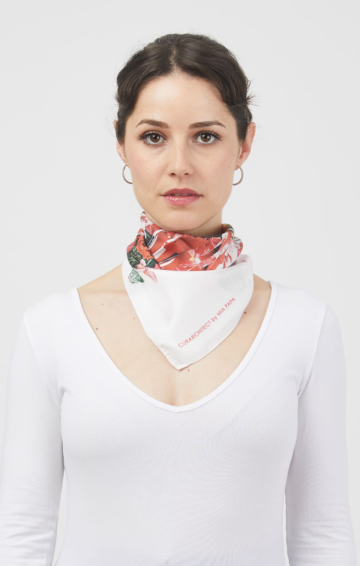 Eve Silk Scarf