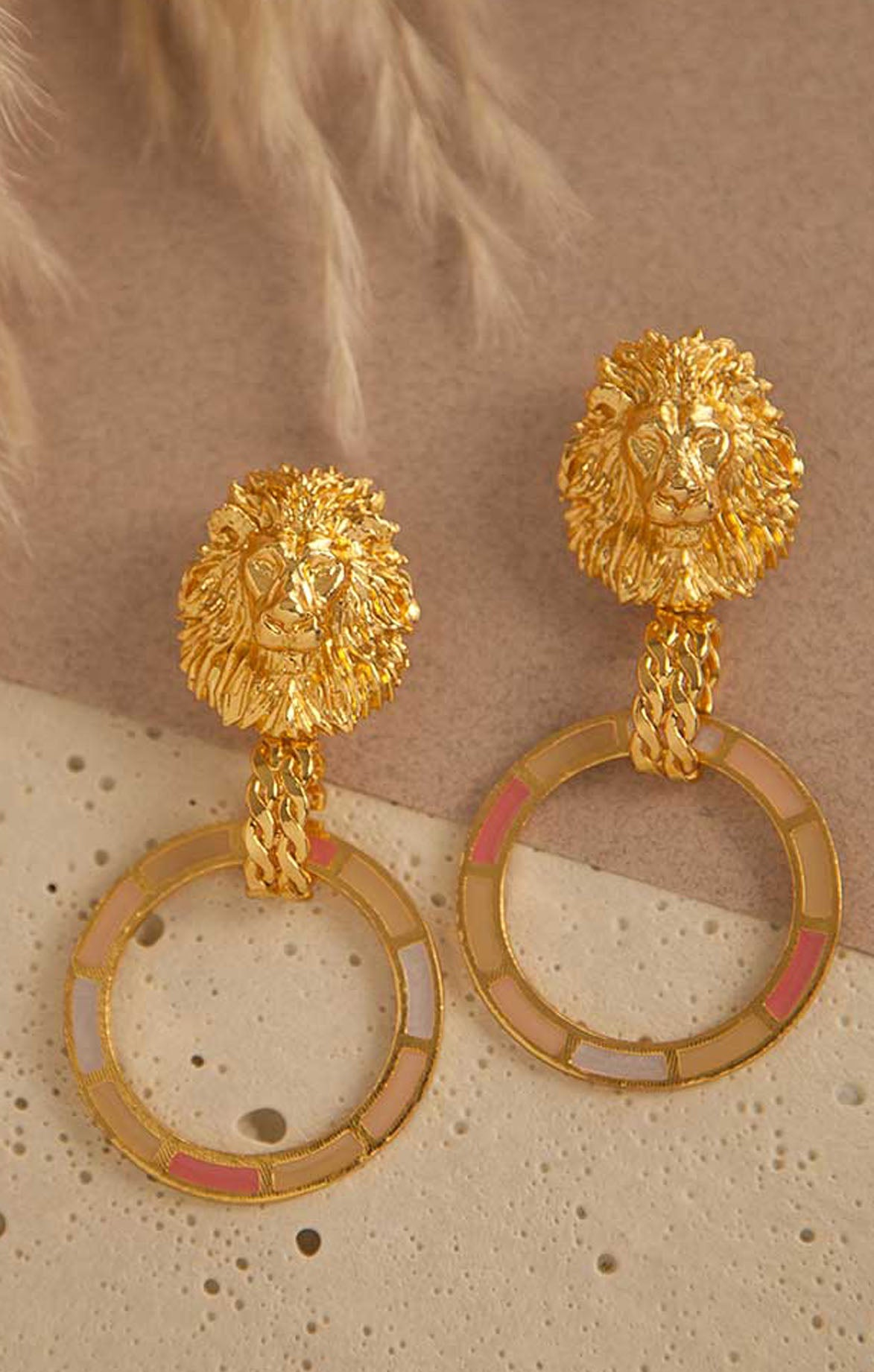 Titiritero Earrings