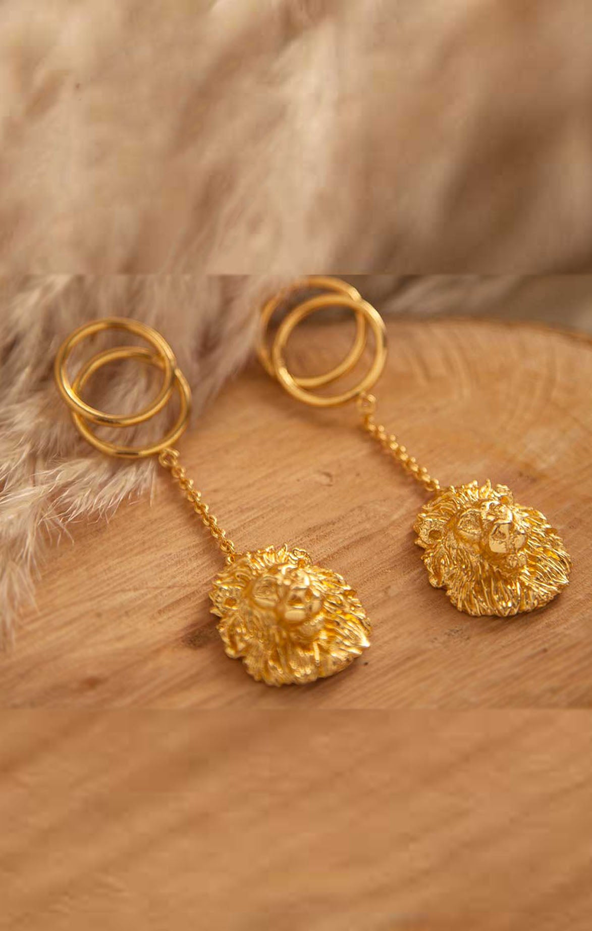 Forzudos Earrings